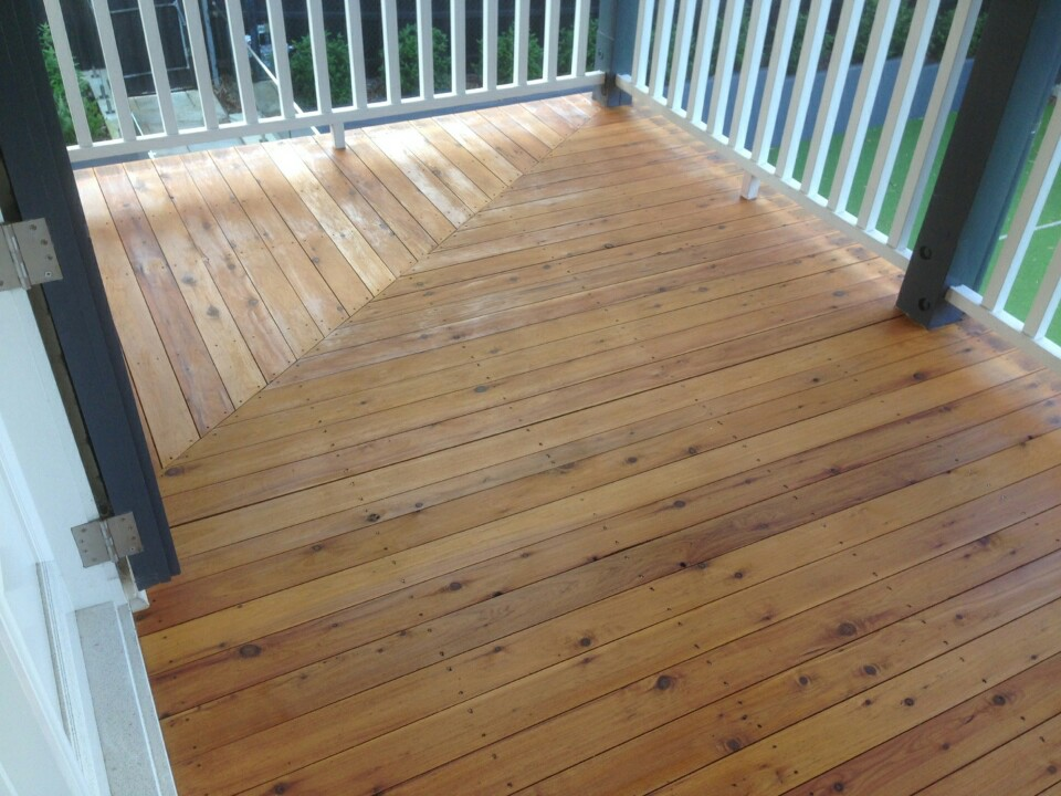 Tung Oil And Scratches Aarons Floor Sanding