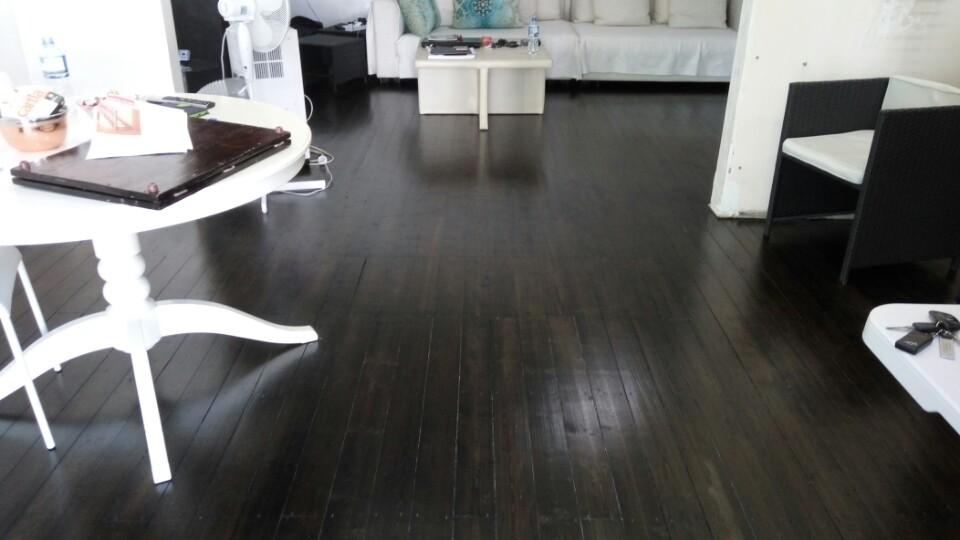 floor stain