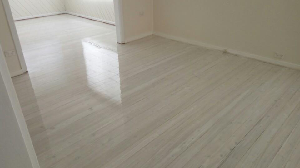 floor lime wash